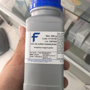 Iron(II) sulfate heptahydrate